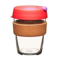KeepCup kubek Brew Sumac Cork 340 ml
