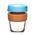 KeepCup kubek Brew Rock Salt Cork 340 ml