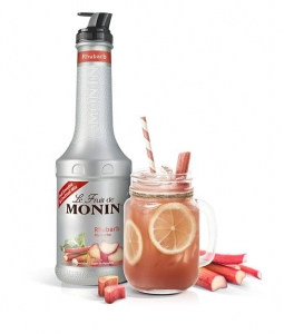 Monin Puree Rabarbar 1 l