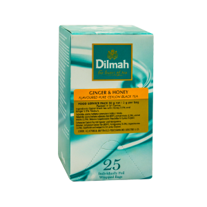 Dilmah Ginger&Honey 25 torebek