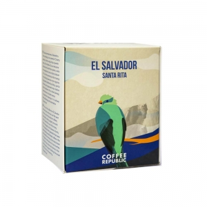 Coffee Republic El Salvador Santa Rita 0,25 kg