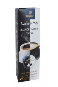 Tchibo Cafissimo for Black 'N White 10 kaps.