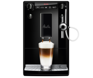 Melitta Caffeo Solo & Perfect Milk Black